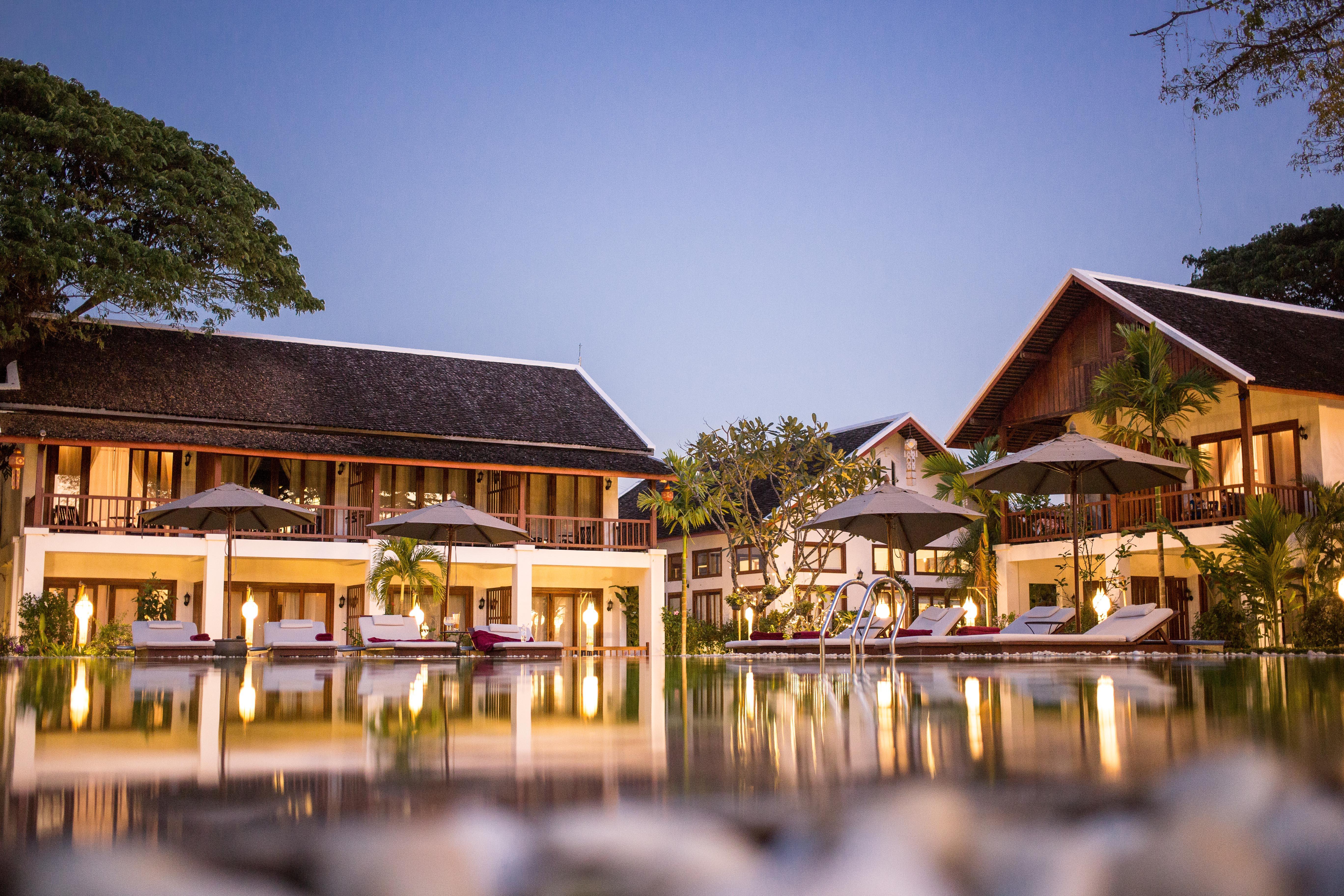 Riverside Boutique Resort And Pha Hon Kham Views Stunning
